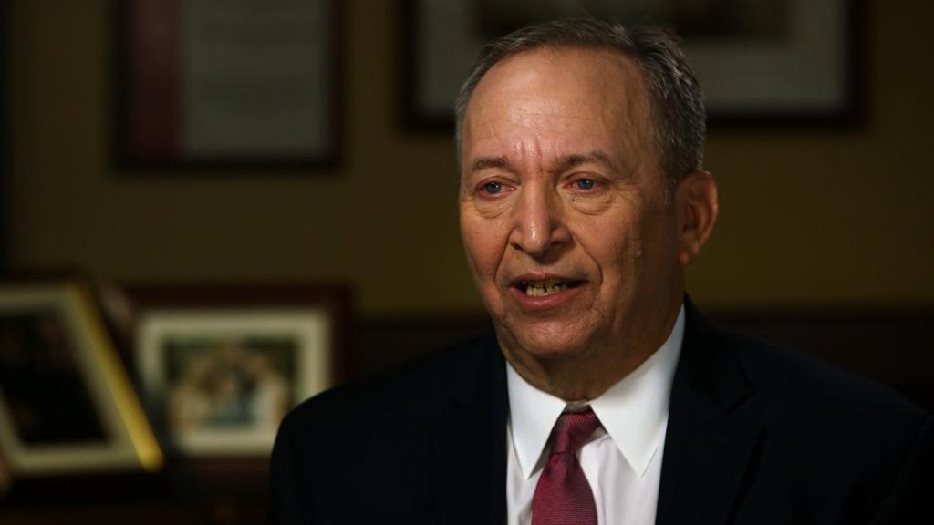 Larry Summers: GOP tax plan is a 'serious error'
