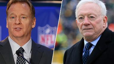 Jerry Jones vs. NFL: What's the worst that could happen to him?