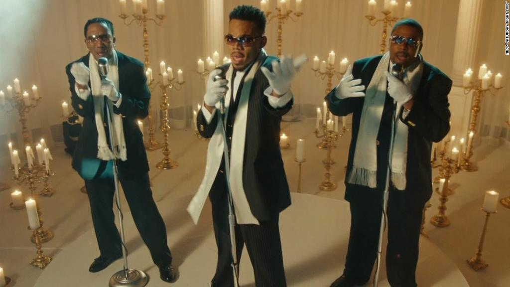 'SNL' begs 'Come Back Barack' in R&B jam