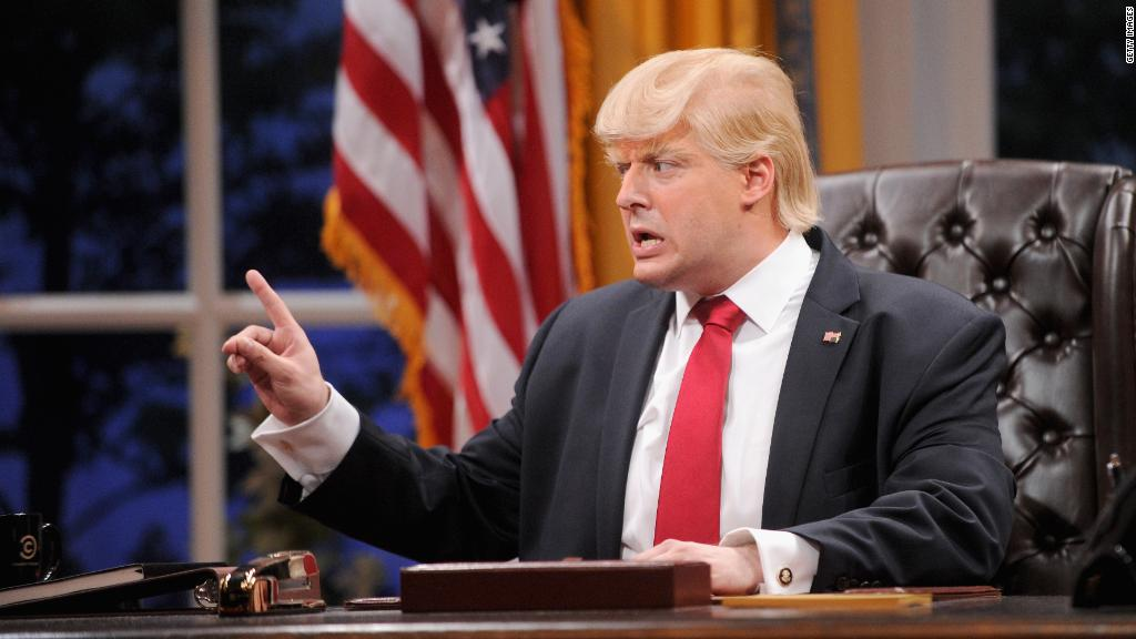 Atamaniuk: What it takes to impersonate Trump