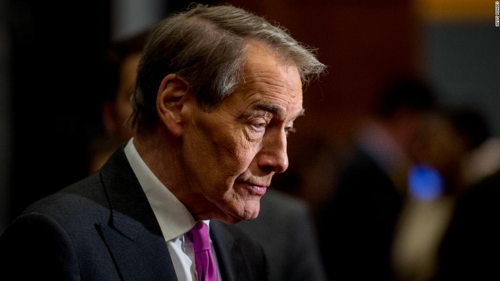 Former Charlie Rose assistant speaks out