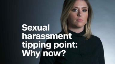 Sexual harassment tipping point: Why now?