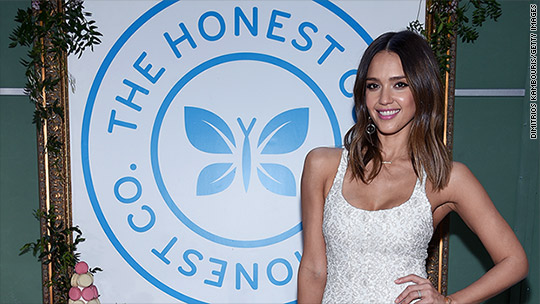 Jessica Alba wants more women leaders at The Honest Company