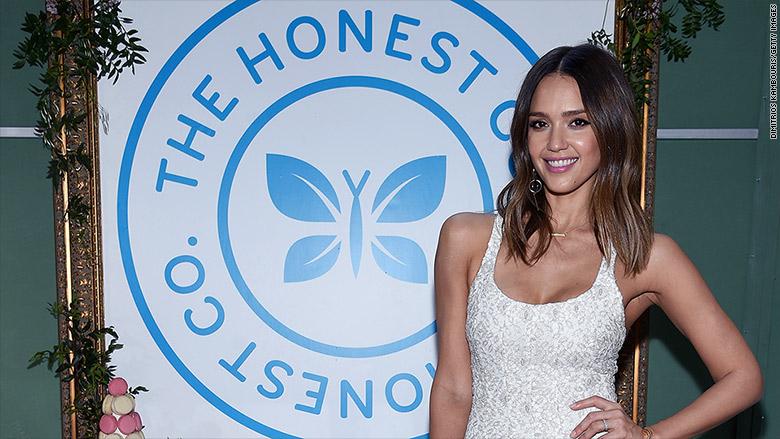 Jessica Albas Honest Co Just Got A 200 Million Lifeline