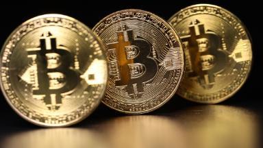 Crypto company's stock plunges on SEC probe