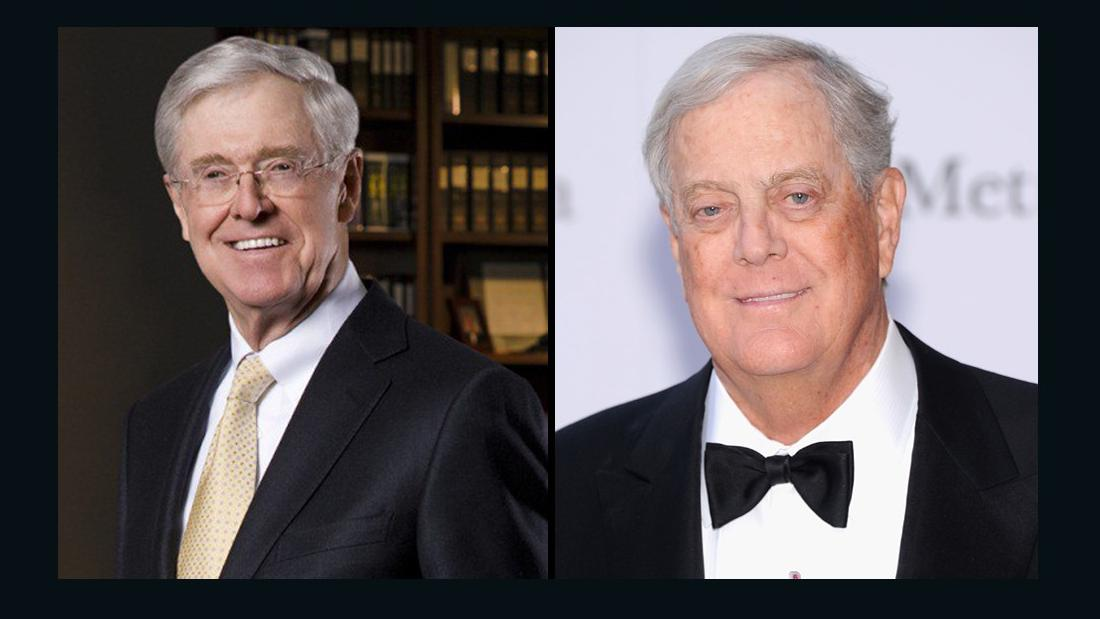 Why The Koch Brothers Still Matter Video Business News