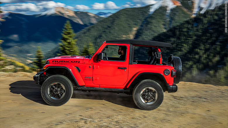 All New Jeep Wrangler Unveiled With Hybrid Option