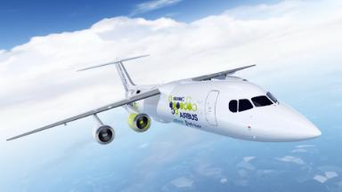 The challenges of creating hybrid electric planes