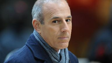 NBC fires Matt Lauer after complaint about 'inappropriate sexual behavior'