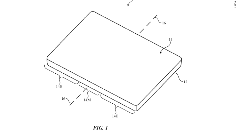 apple patent flip