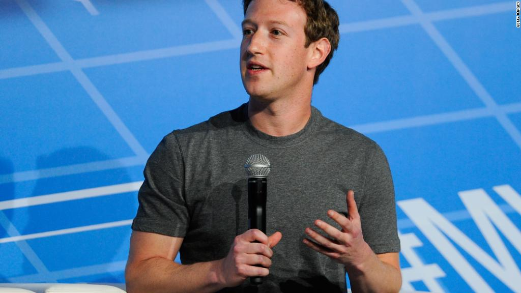 Zuckerberg introduces new community service tools