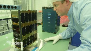 These modular satellites cut costs and time
