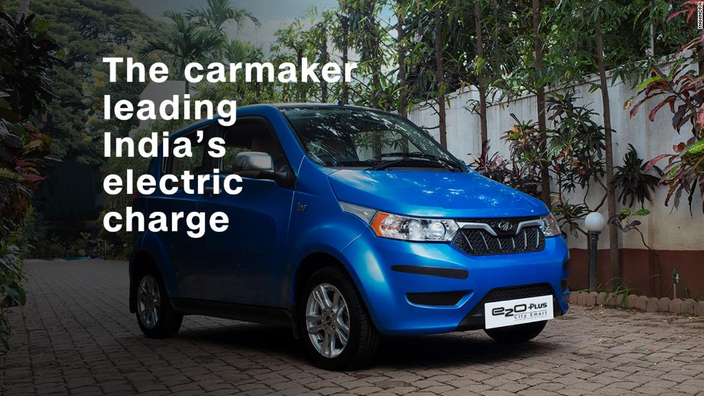 The company driving India's electric car revolution