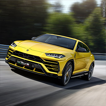 Lamborghini Not Stopping With An Suv