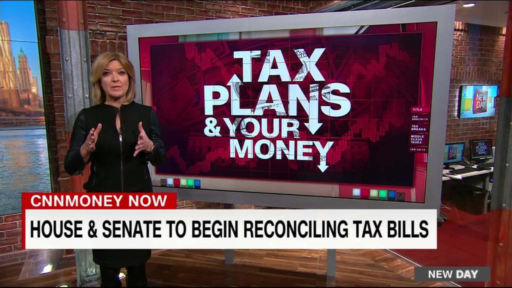 How the Republican tax plans would impact you