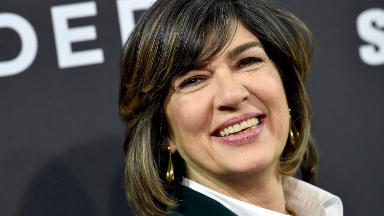 Christiane Amanpour named as Charlie Rose's official replacement
