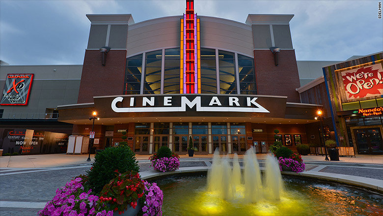 Cinemark Launches Monthly Movie Subscription Service
