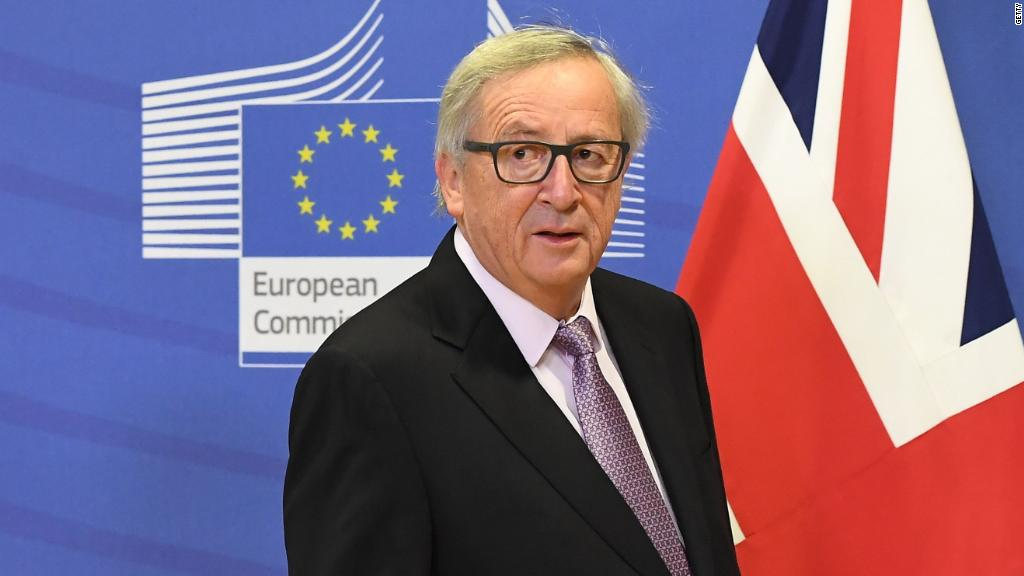 EU executive: Sufficient progress on Brexit
