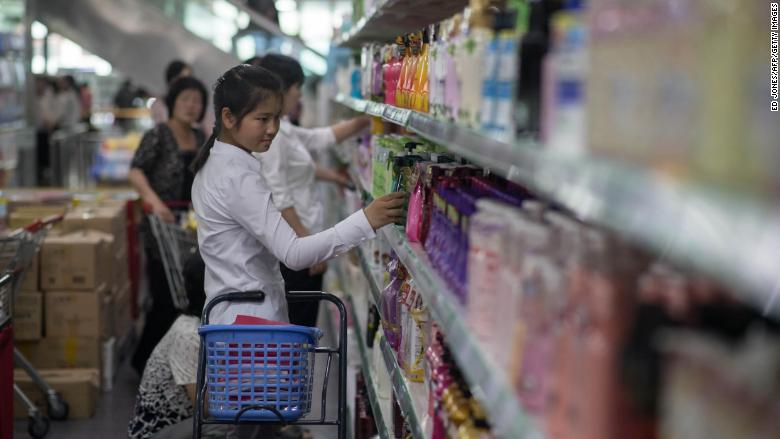 Will Sanctions Kill North Korea S Quiet Consumer Revolution