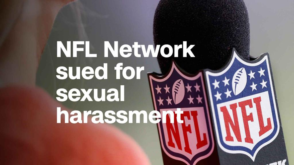 NFL Network sued for sexual harassment
