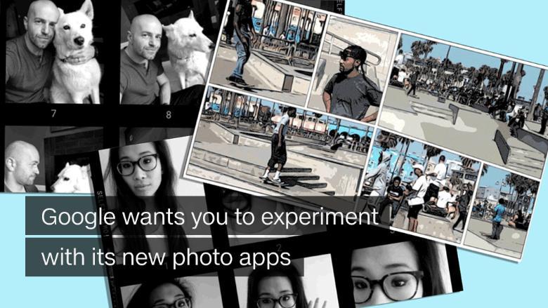 hp google photo app