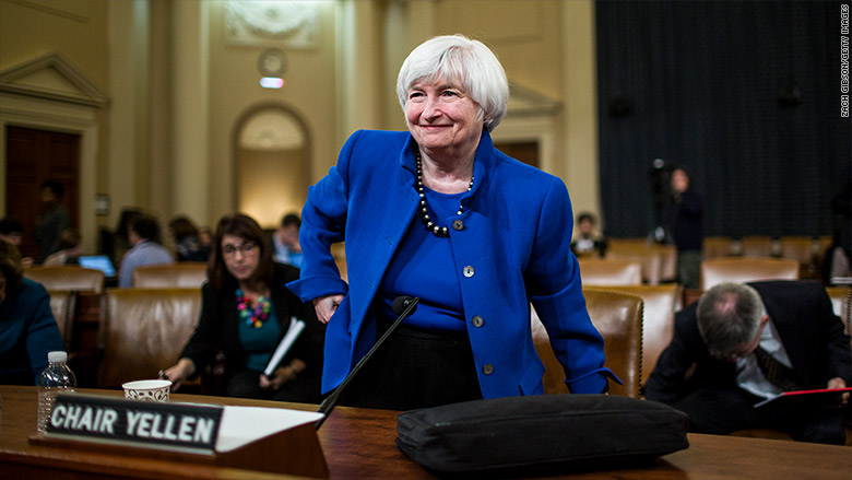 janet yellen fed colorful