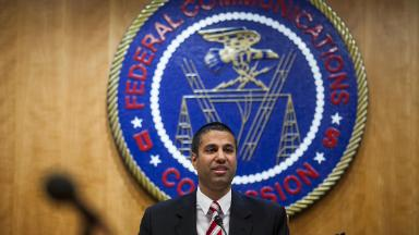 FCC head probed over policies benefiting conservative broadcaster
