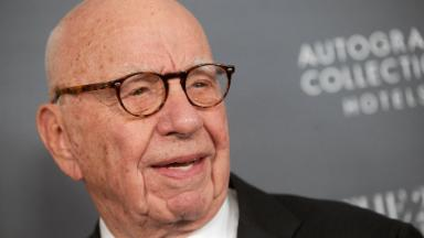 Murdoch: 'Nonsense' that sexual harassment claims hurt Fox's bottom line