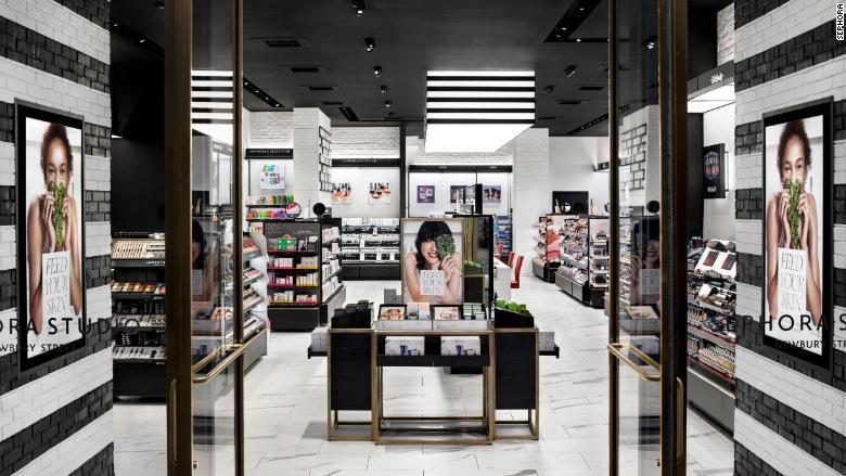 sephora small concept store