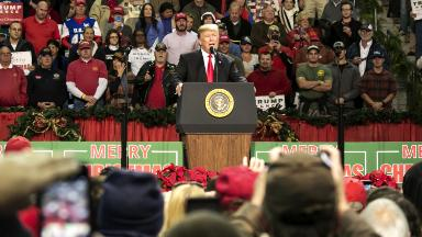 The War on Christmas is peak Trumpism