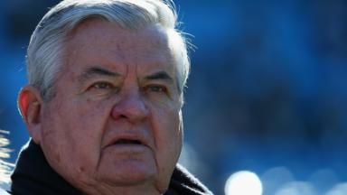 Jerry Richardson will turn a huge profit on the Carolina Panthers