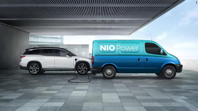 Nio power mobile