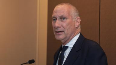 ESPN's John Skipper says he resigned over cocaine extortion plot