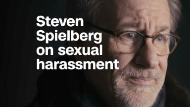 Spielberg: Hollywood harassment rampant for decades
