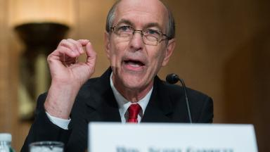 Senate panel rejects Trump's nominee to run Export-Import Bank