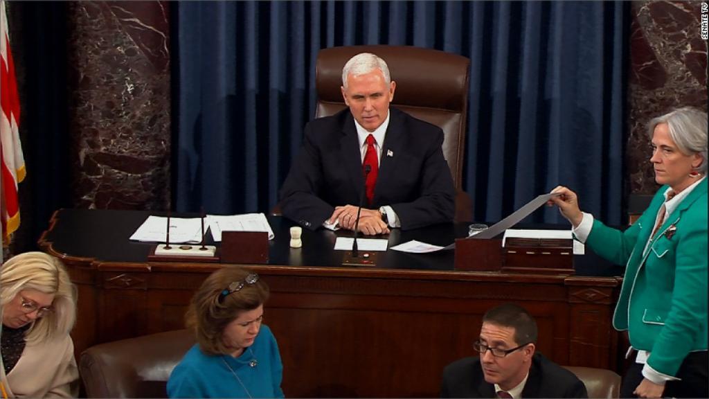 Senate approves tax reform bill