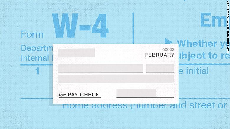 tax plan paycheck