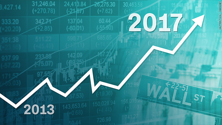Stocks 2017: It was an epic year