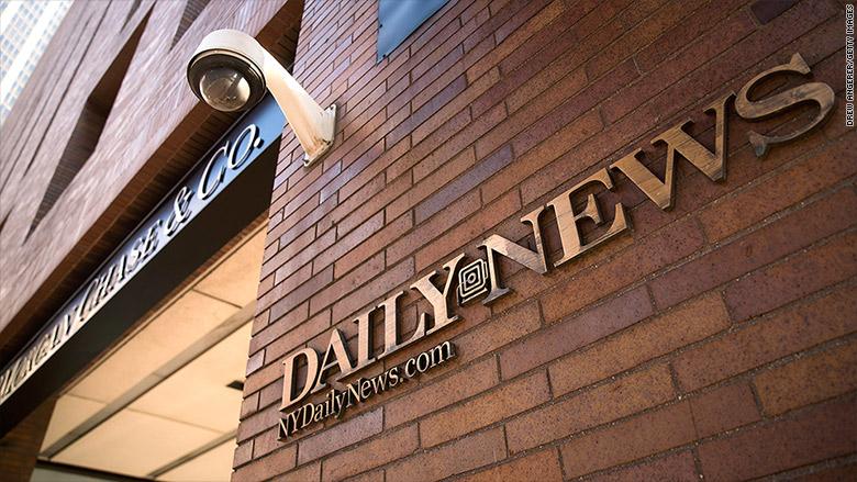 daily news exterior