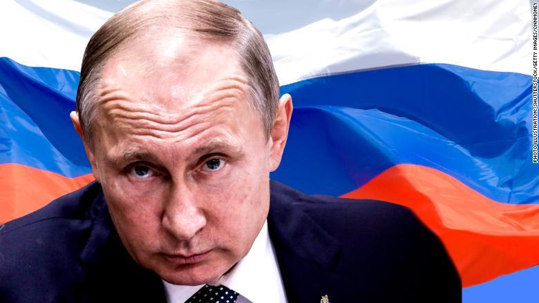 01 putin russia flag