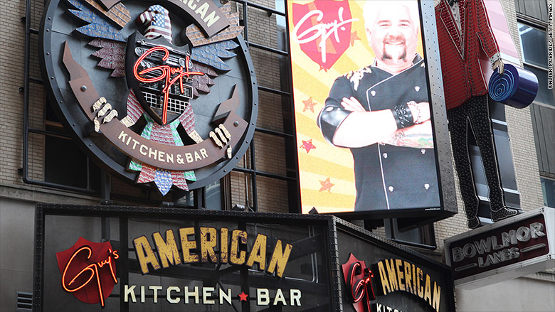 guy fieri restaurant cover