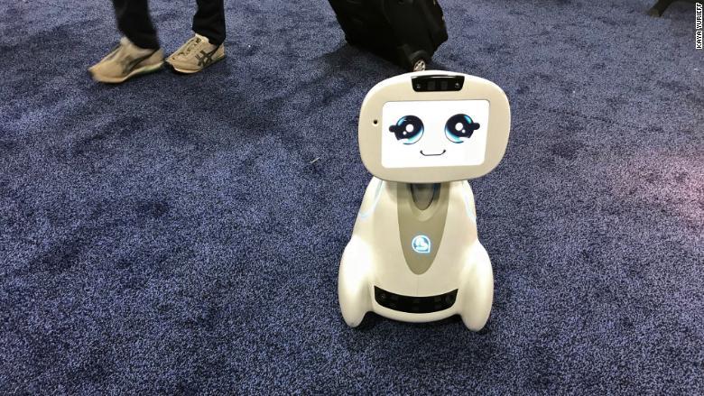 CES-buddy-robot