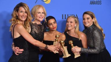 Golden Globes ratings down a tick for NBC despite powerful night