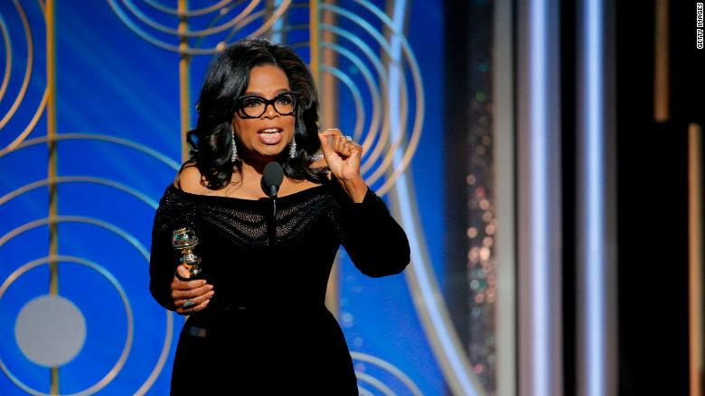 oprah golden globes