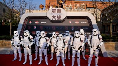Why 'The Last Jedi' isn't winning in China