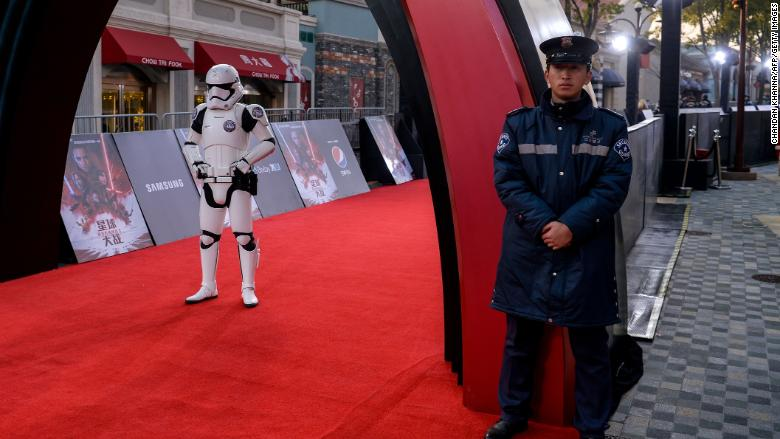 star wars last jedi china 2
