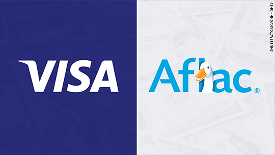 visa and aflac boost 401k match after tax overhaul