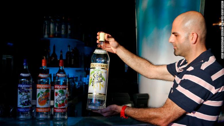 02 stoli vodka brand russia