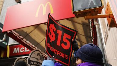 Trump appointee may give McDonald's a break in landmark labor case