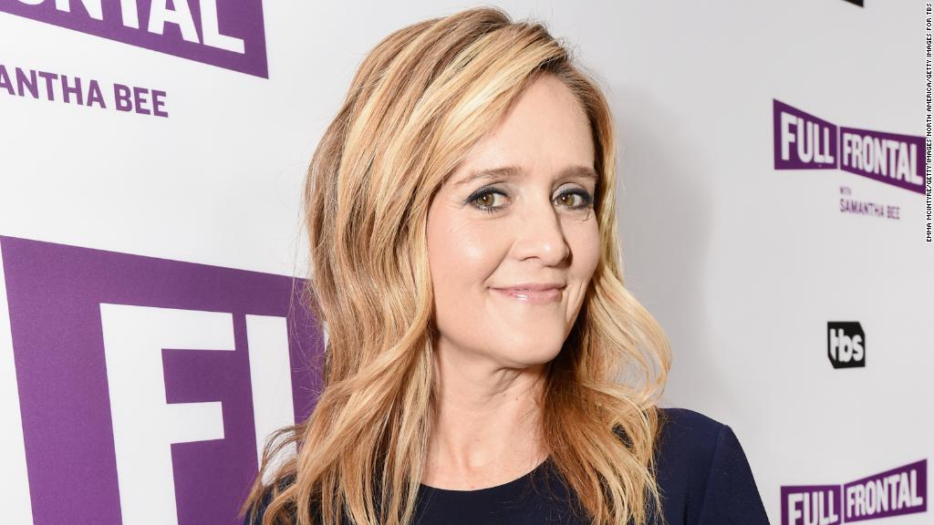 Watch: Samantha Bee calls Ivanka Trump a 'feckless c***'